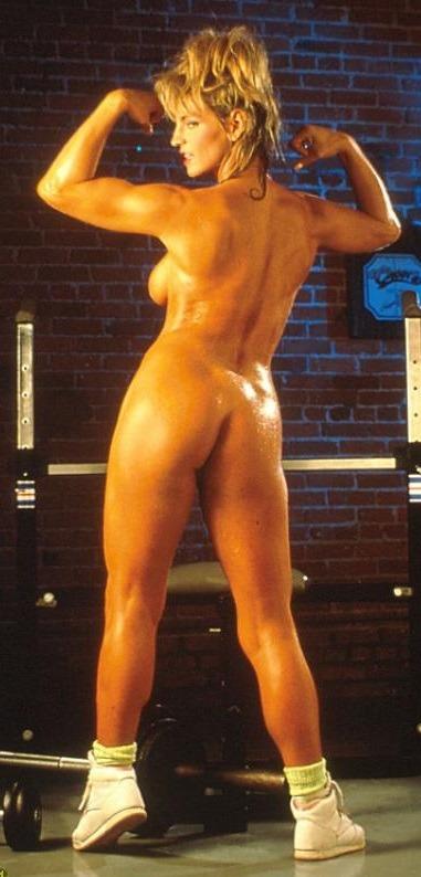 Erica Boyer  nackt